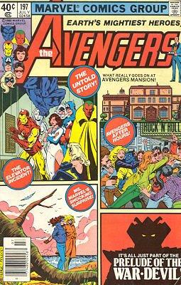 Avengers 197