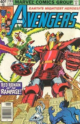 Avengers 198