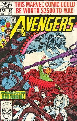 Avengers 199