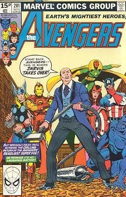 Avengers 201