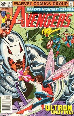 Avengers 202