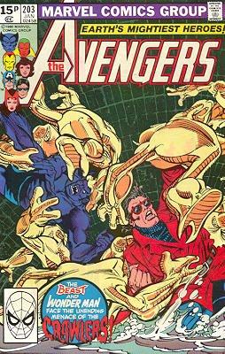 Avengers 203