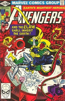 Avengers 205