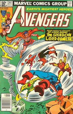 Avengers 207