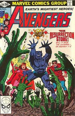 Avengers 209