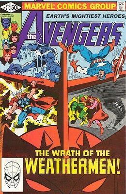 Avengers 210