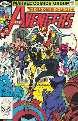 Avengers 211