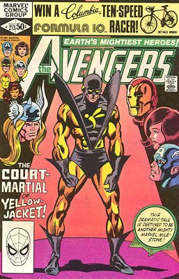 Avengers # 213 Issues V1 (1963 - 1996)