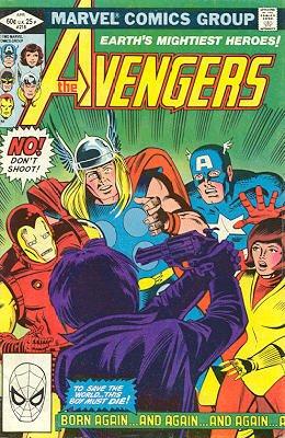 Avengers 218