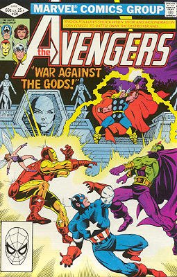 Avengers 220