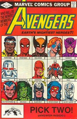 Avengers 221