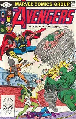 Avengers 222