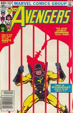 Avengers 224