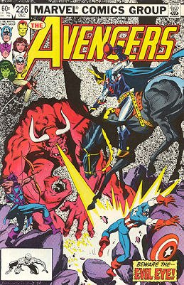 Avengers 226