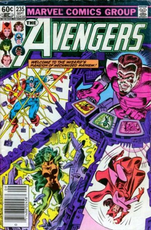 Avengers 235