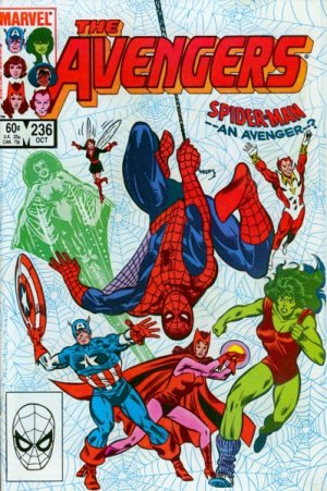 Avengers 236