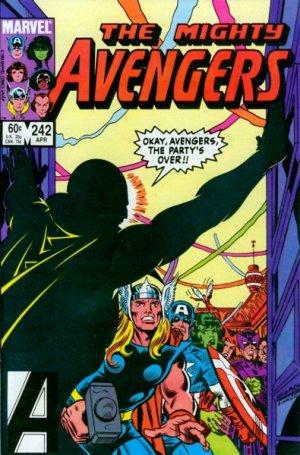 Avengers # 242 Issues V1 (1963 - 1996)