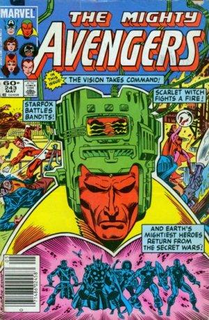 Avengers # 243 Issues V1 (1963 - 1996)