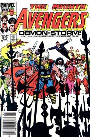 Avengers 249