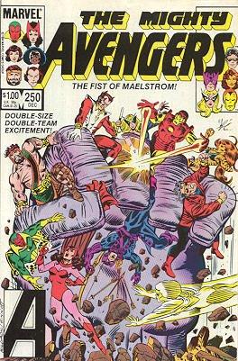 West Coast Avengers # 250 Issues V1 (1963 - 1996)