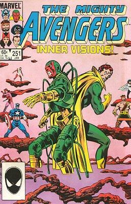 Avengers 251