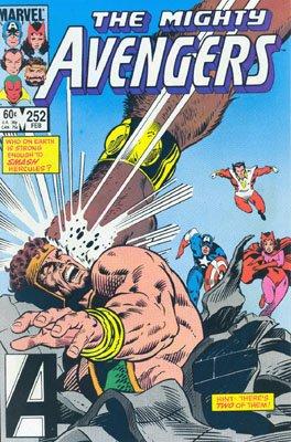 Avengers 252