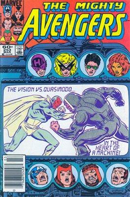 Avengers 253