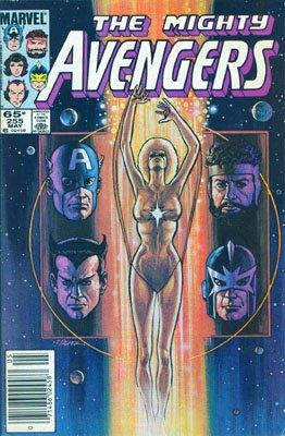 Avengers 255