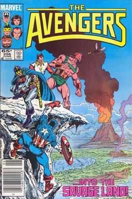 Avengers 256