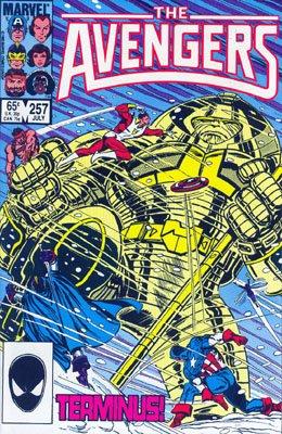 Avengers 257