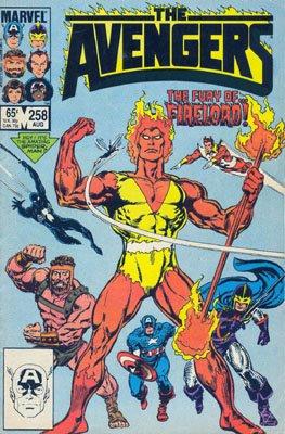 Avengers 258