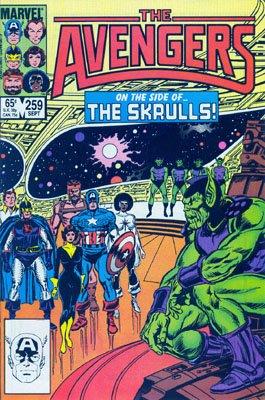 Avengers 259