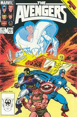 Avengers 261