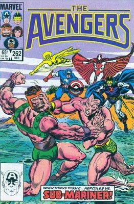Avengers 262