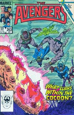 Avengers # 263 Issues V1 (1963 - 1996)