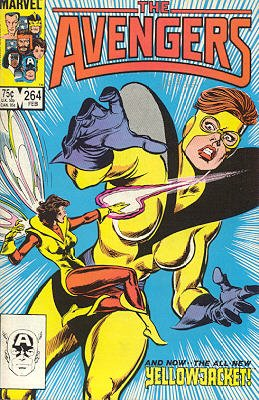 Avengers # 264 Issues V1 (1963 - 1996)