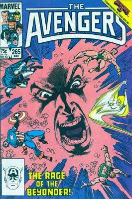 Avengers # 265 Issues V1 (1963 - 1996)