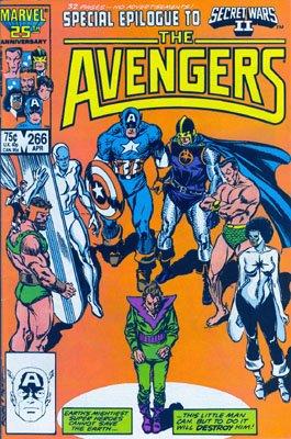 Avengers 266