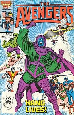 Avengers 267