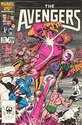 Avengers # 268 Issues V1 (1963 - 1996)