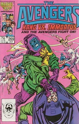 Avengers # 269 Issues V1 (1963 - 1996)
