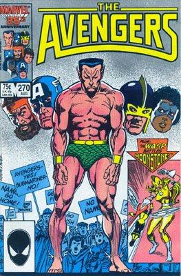 Avengers # 270 Issues V1 (1963 - 1996)