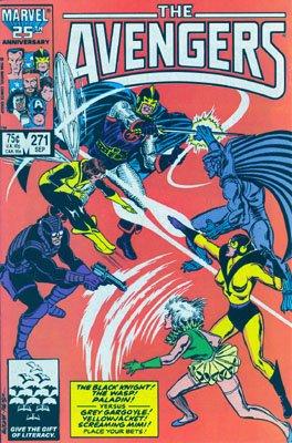 Avengers # 271 Issues V1 (1963 - 1996)