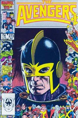 Avengers # 273 Issues V1 (1963 - 1996)