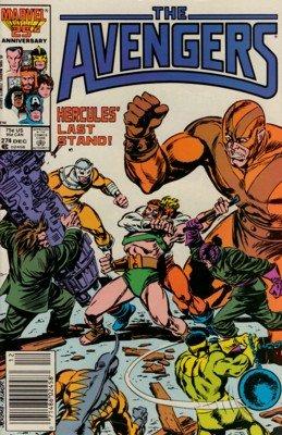 Avengers # 274 Issues V1 (1963 - 1996)