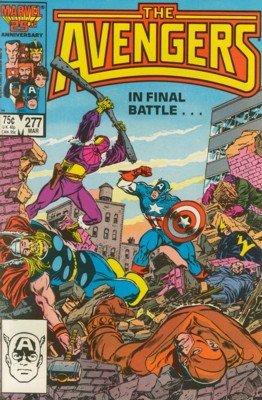 Avengers # 277 Issues V1 (1963 - 1996)
