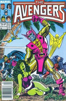 Avengers 278