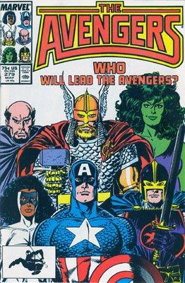 Avengers 279