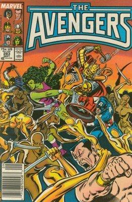Avengers 283