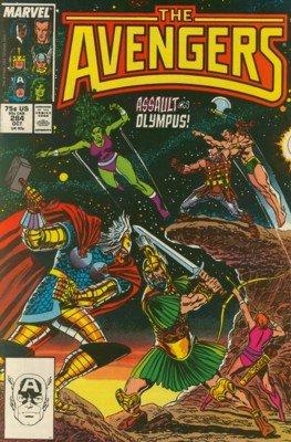 Avengers 284